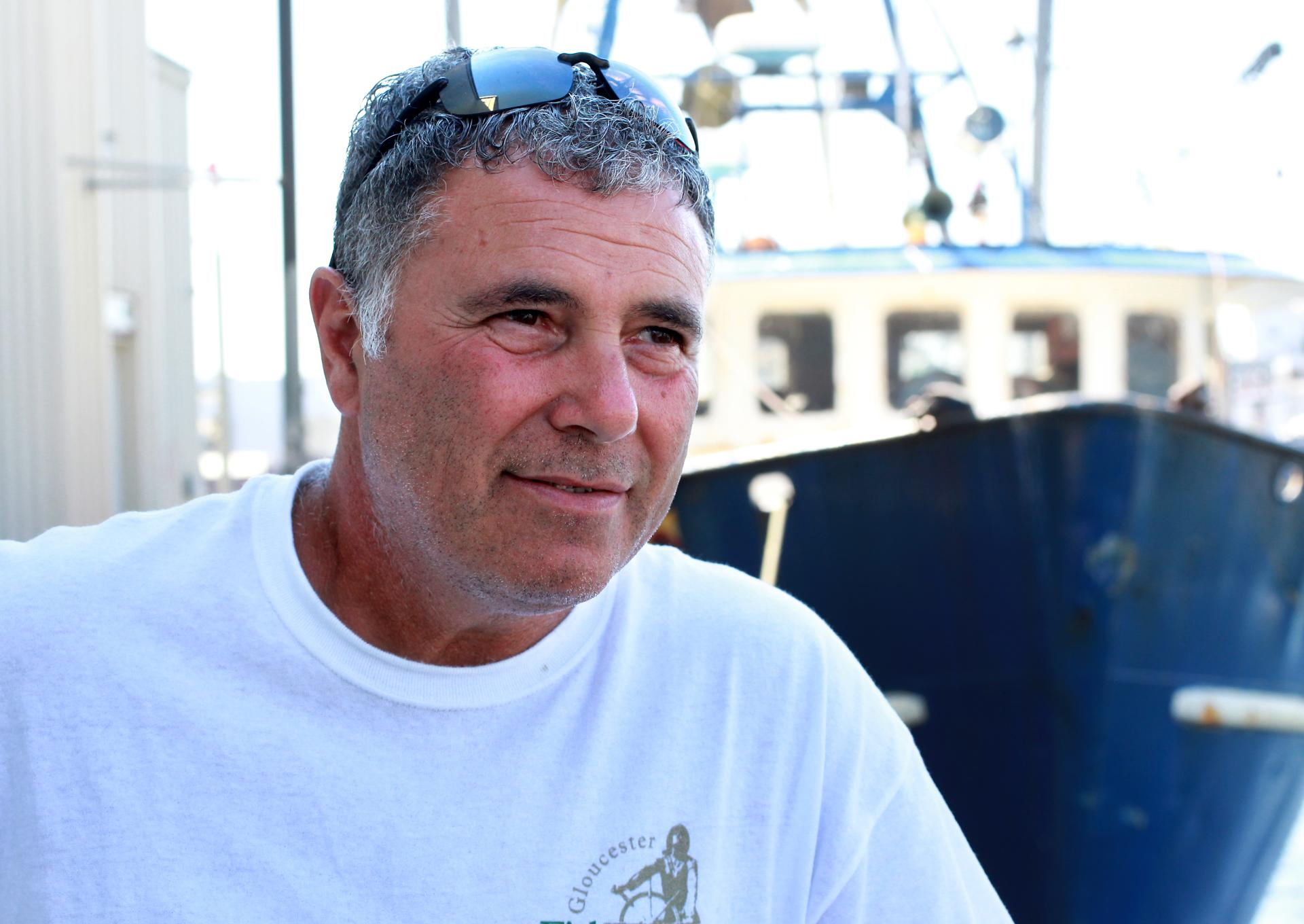 "Vito Giacalone says fishermen are  ""just looking for some common sense."""